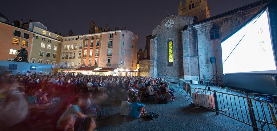 Festival du film court en plein air de Grenoble : 40 éditions, pour faire court
