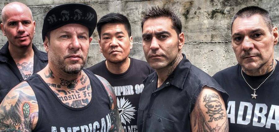 Agnostic Front : du punk hardcore chauffé à blanc