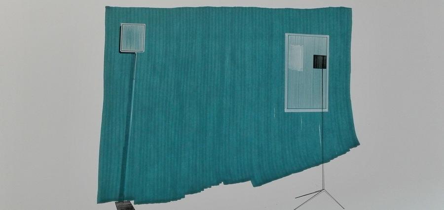 Traces et tracés de Frédéric Khodja à la galerie Besson