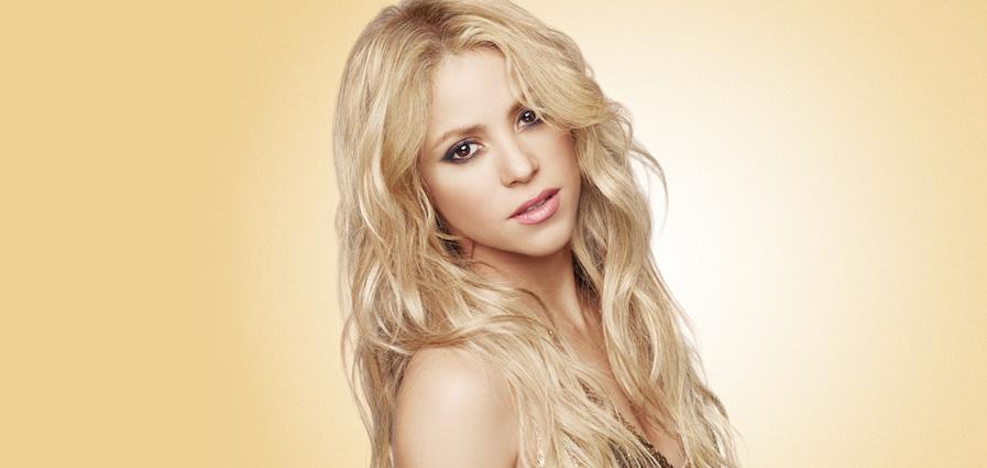 Shakira à Lyon à l'automne