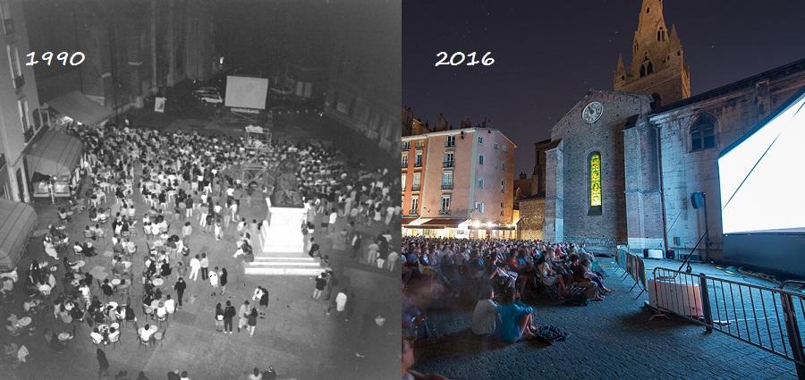Grenoble éprise de courts depuis 40 ans