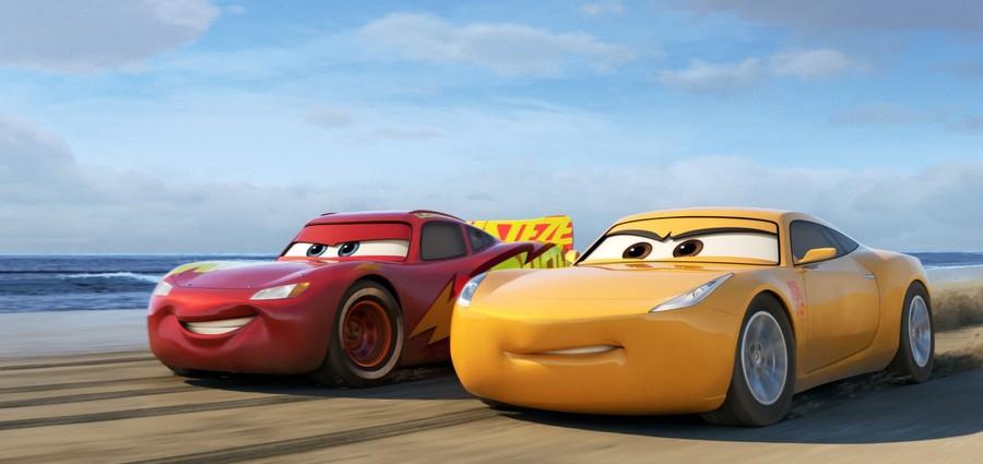 Cars 3 : Sortie de piste
