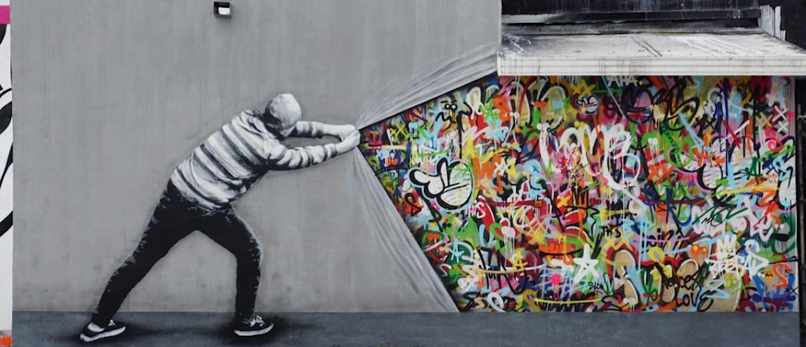 Vous avez dit street art ?