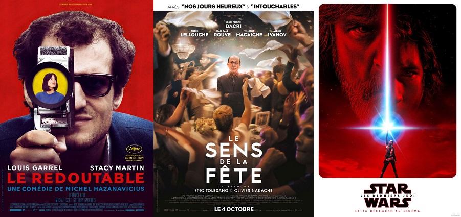 Rentrée cinéma 2017 : les quatorze films qui feront notre automne