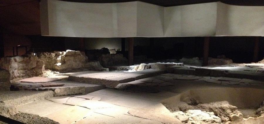 Baptistère de Grenoble : retour vers le passé grenoblois