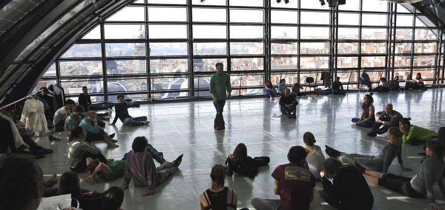 Bel et Buffard, les enfants terribles de la danse contemporaine