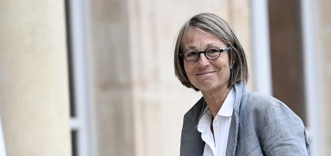 La ministre de la Culture à Saint-Étienne
