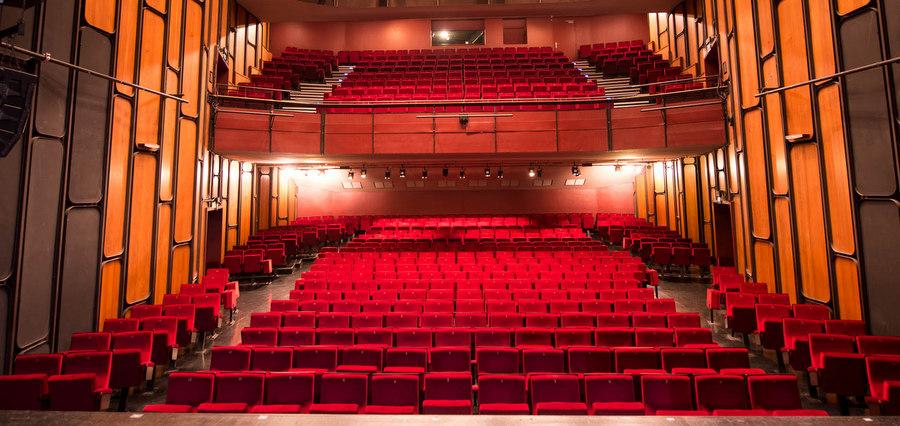 Ciel, mon Théâtre municipal de Grenoble change !