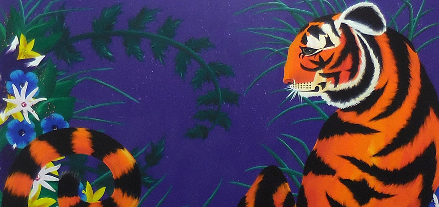 Laure Mary-Couégnias : un tigre dans ses tubes