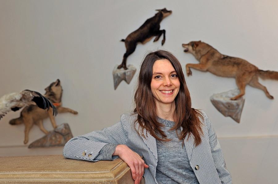 Aurélie Voltz est la nouvelle directrice du MAMC