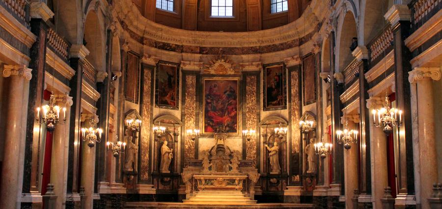 La chapelle de la Trinité : Un cocon pour concerts