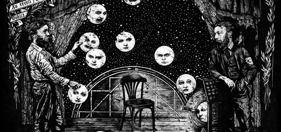 Jean-Luc Navette : rencard avec la nuit noire