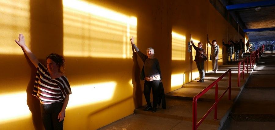Murs en paix avec Urban Expo