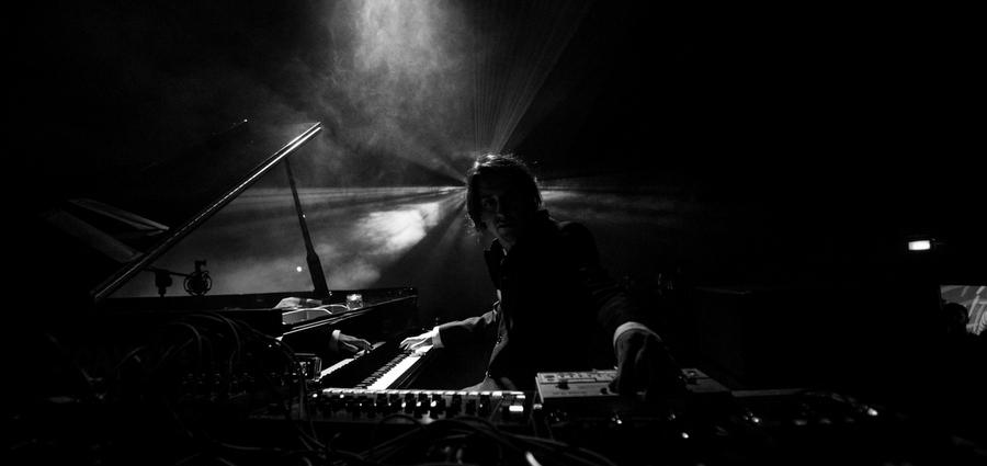 Fabrizio Rat : techno-piano