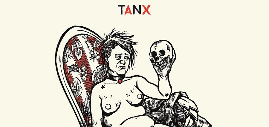 Tanx, du coin de l'œil