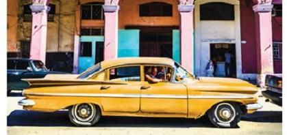 La Foire sur des rythmes cubains