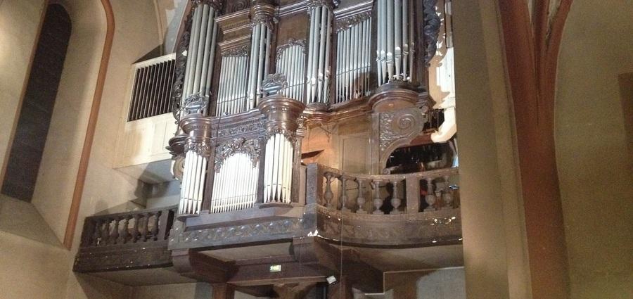 Orgue de la Collégiale Saint-André : quand la musique est de nouveau bonne