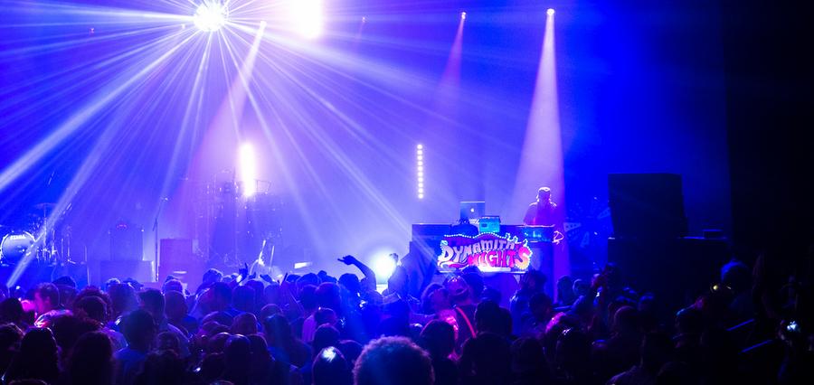 Dynamita's Night : they've got the funk !
