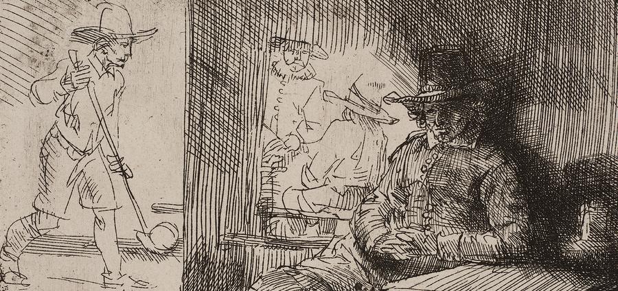 Le génie gravé de Rembrandt s'expose au Couvent Sainte-Cécile de Grenoble