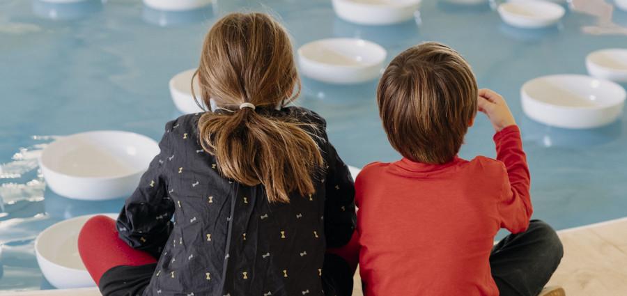 La Biennale à hauteur d'enfant