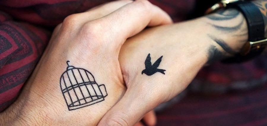 Signé tattoo