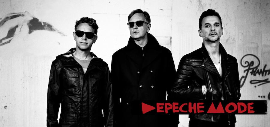 Depeche Mode, première tête d'affiche de Musilac 2018