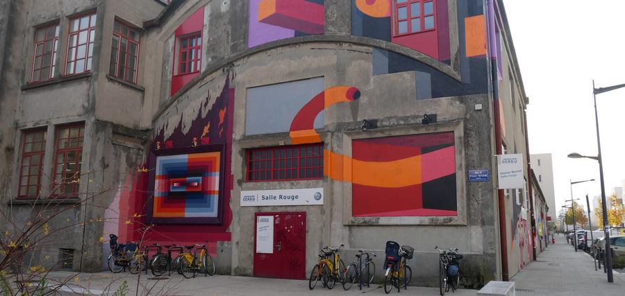 Nikodem : « Mettre de la couleur dans les rues »