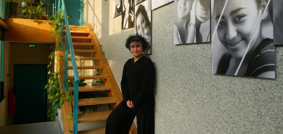 Elisabeth Papazian : la battante