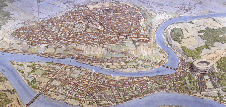 Lyon sur le divan : quand la ville s'allonge