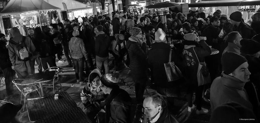 Le Marché de Noël de Grenoble, c'est aussi culturel