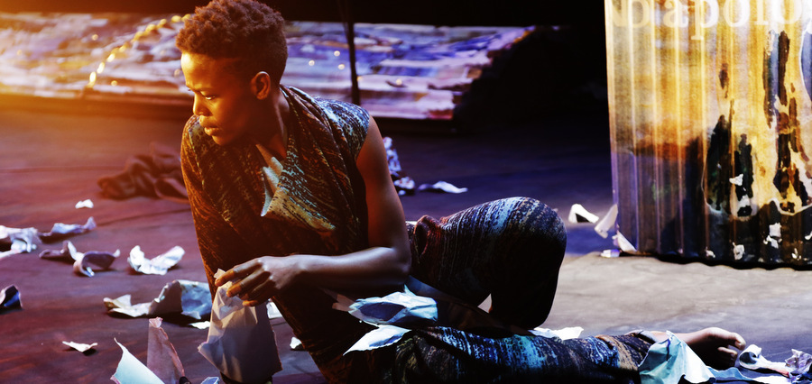 Dorothée Munyaneza : « L'art doit contribuer à réparer les blessures du Rwanda et d'ailleurs »
