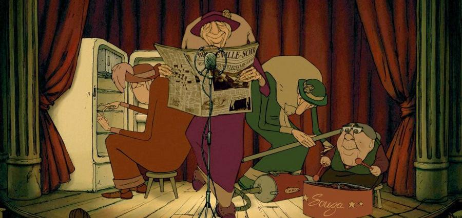 Triplettes musicales à l'Auditorium