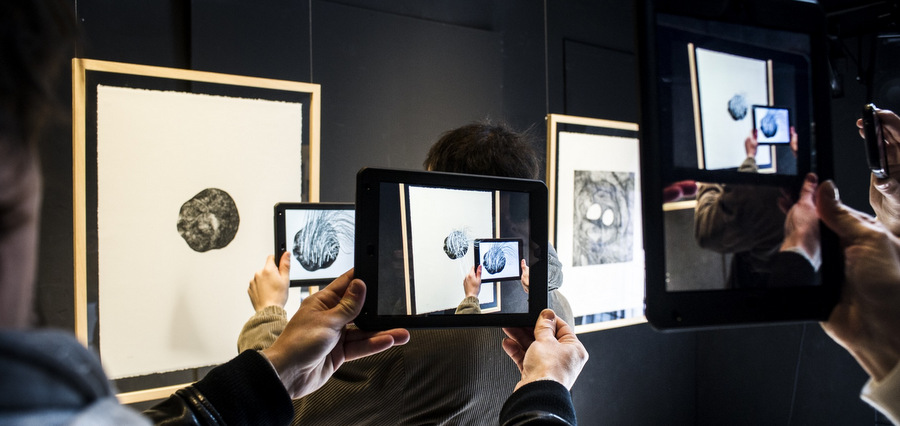 L'animisme numérique d'Adrien M & Claire B
