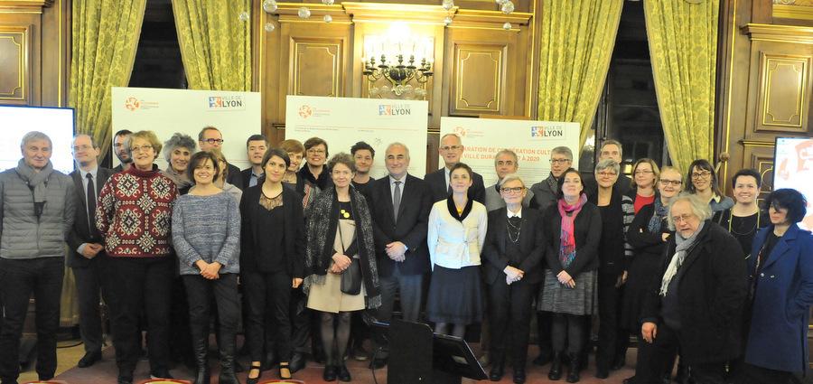 Cinq nouveaux signataires pour la charte de coopération culturelle