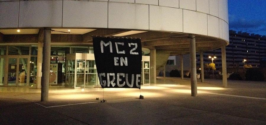 Fin du mouvement de grève à la MC2