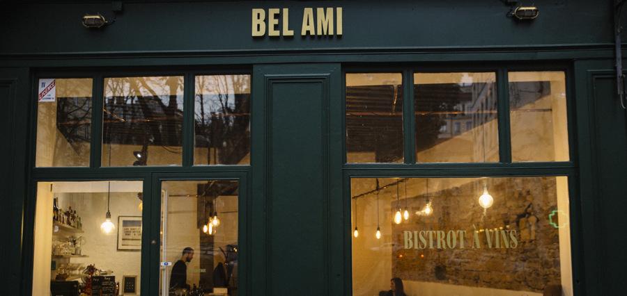 Bel Ami, bistrot pour vinophiles