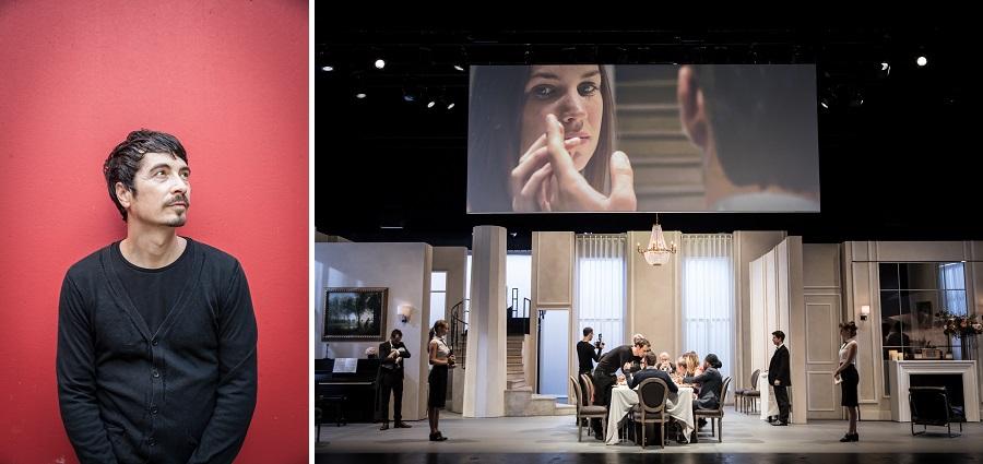 Cyril Teste : « Faire en sorte que le théâtre reste en permanence au présent »