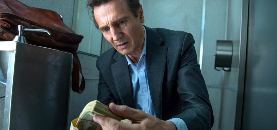 Liam Neeson : « Ma vie pendant le tournage de