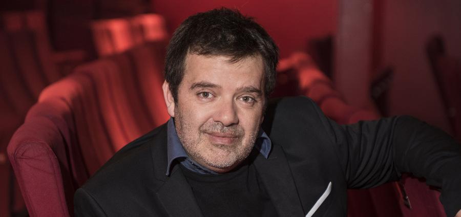 Julien Poncet, porteur d'histoires