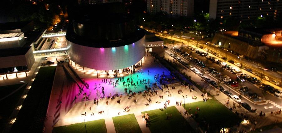 La MC2 propose un flashmob avec Jean-Claude Gallotta pour lancer ses 50 ans
