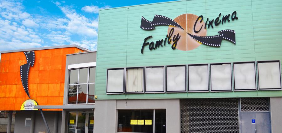 L'ex-Family Cinéma devient une salle de spectacle
