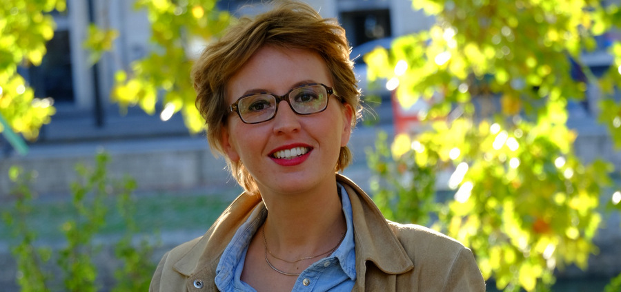 Marion Guillot : corde sensible