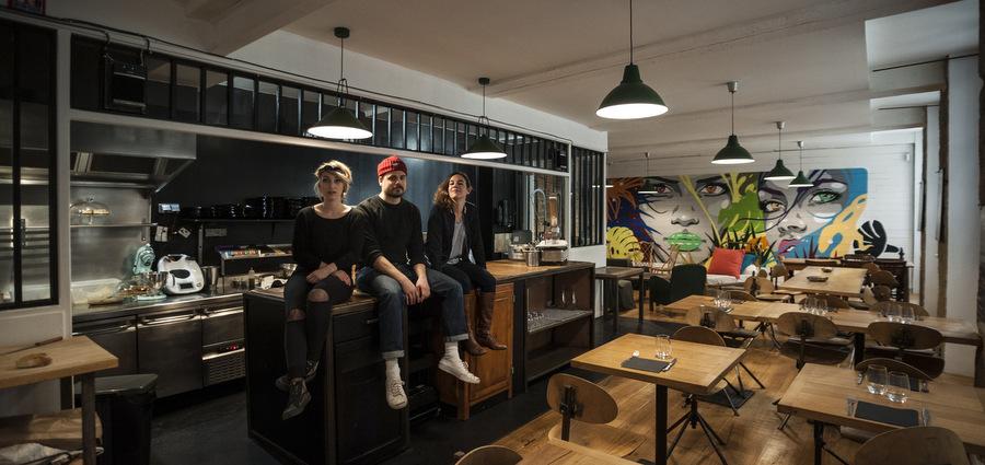 Le Café des Trois, repaire pour gourmets mélomanes