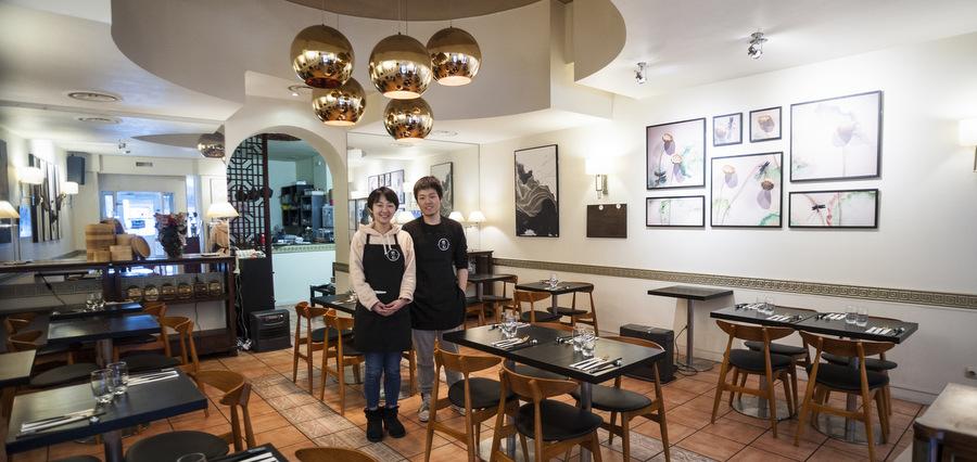 Jiang Xin : des raviolis faits avec le coeur