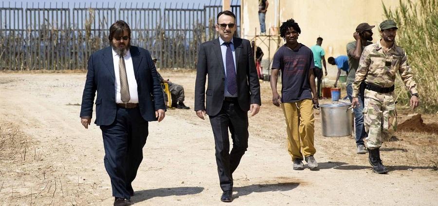 Dura lex, sed Frontex :