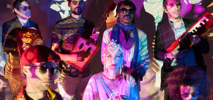 LSD sonore avec The Heliocentrics
