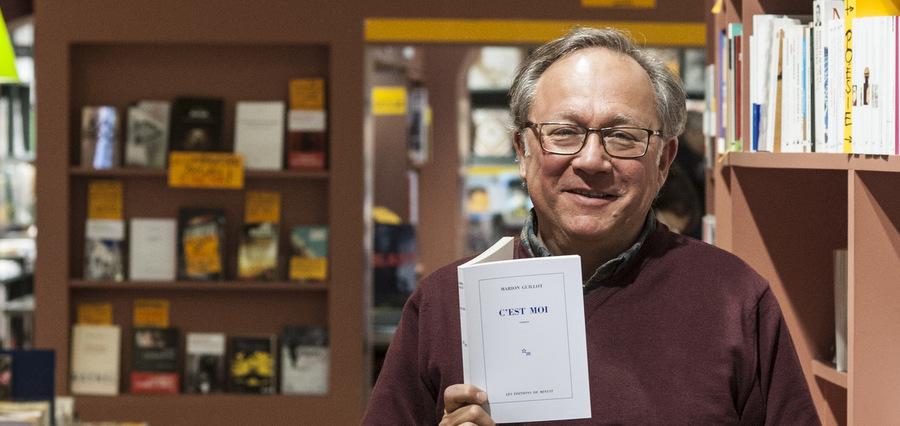 Erik Fitoussi : punk à livres