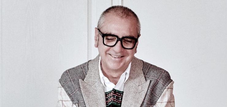 Andrea Petrini, Lyonnais de cœur et de bouche