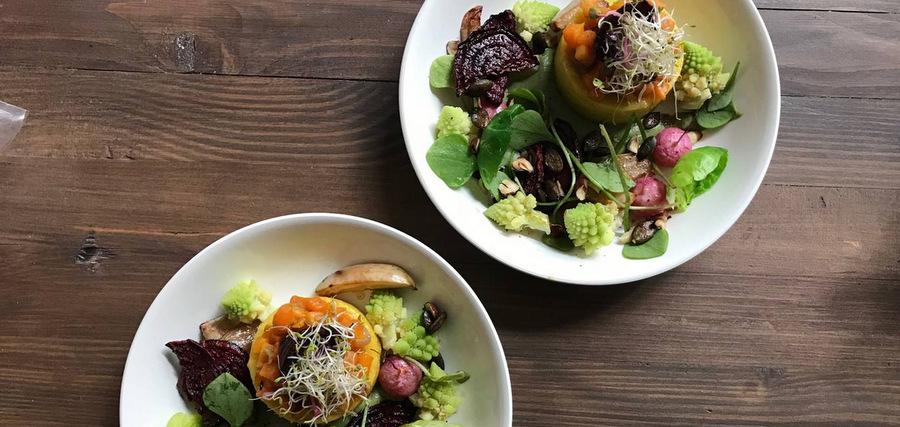 Les Mauvaises Herbes : la cuisine végétale régale