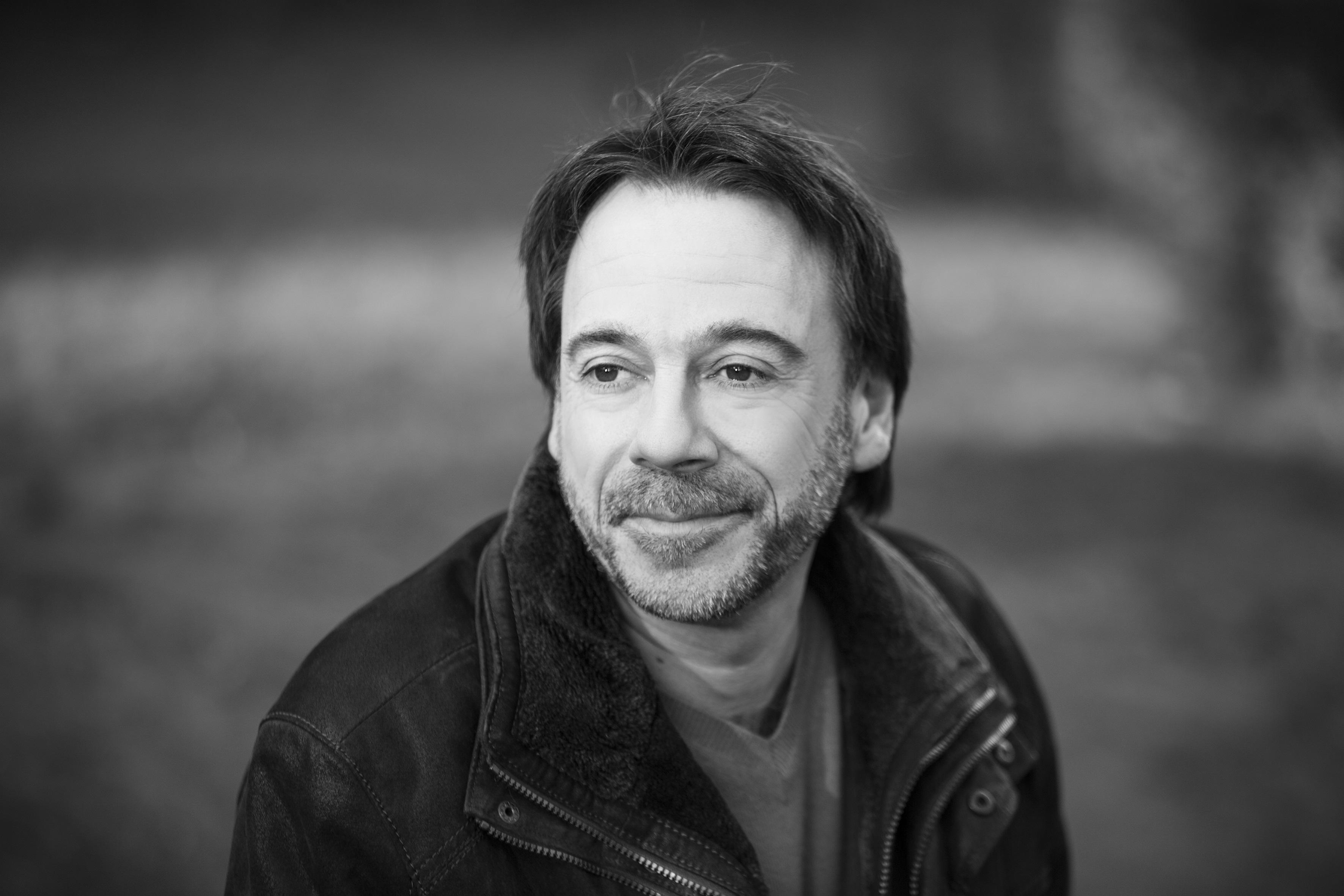 Michel Bussi, parrain de la Fête du livre 2018